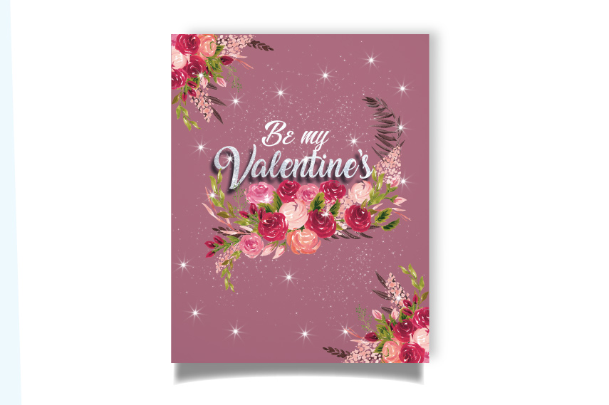 Be my Valentines card