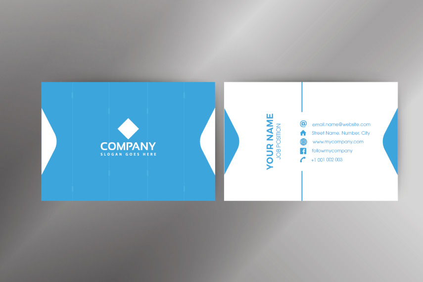 Elegant businesscard